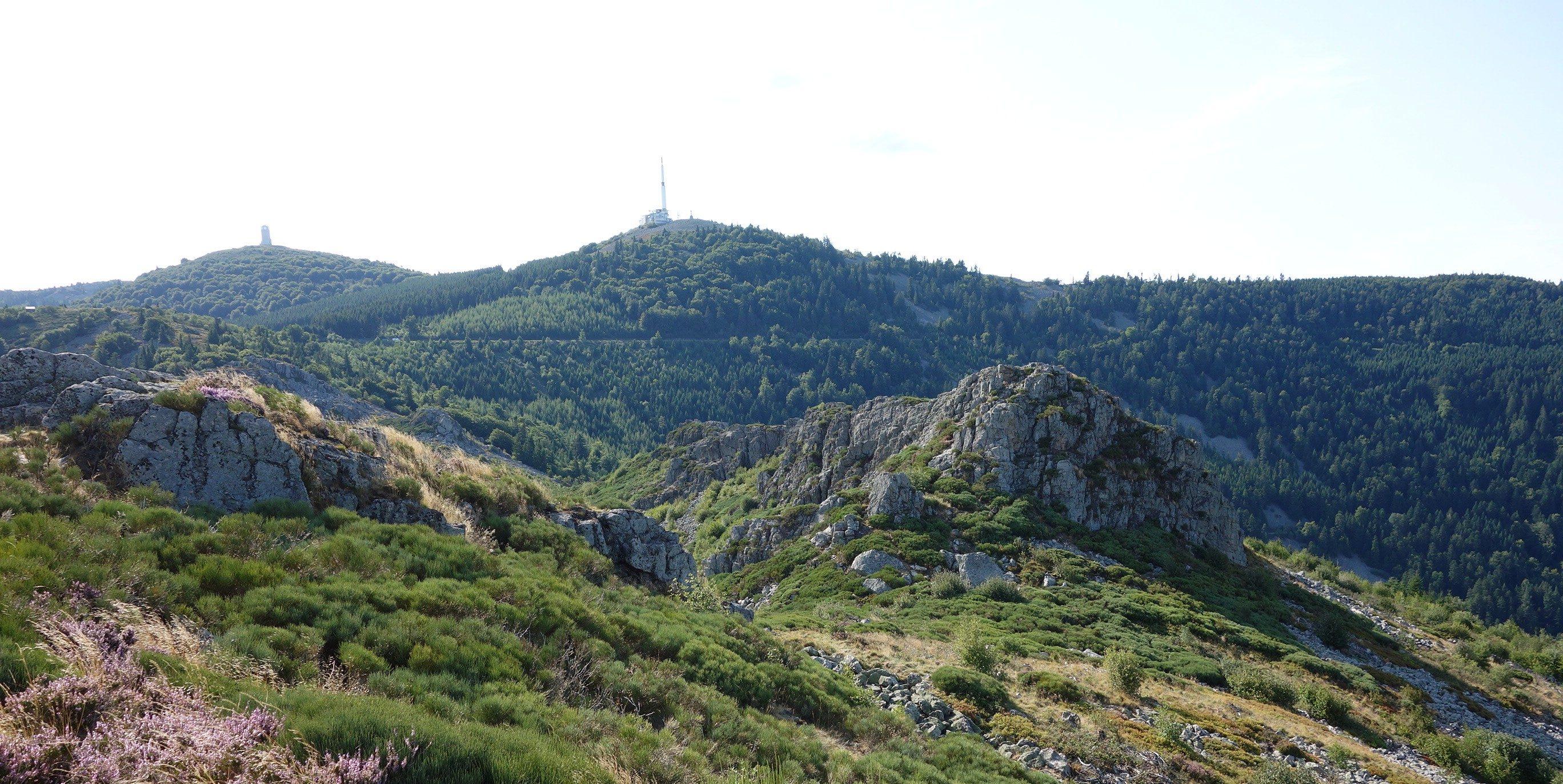 Randonnée itinérante dans le Pilat : 5 jours authentiques