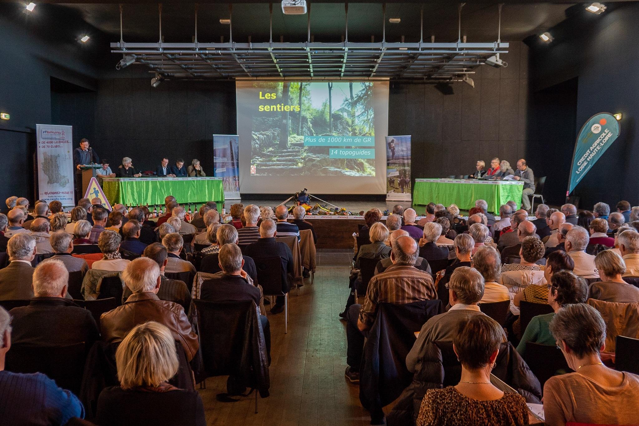Randonnée dans la Loire : un bilan 2019 positif