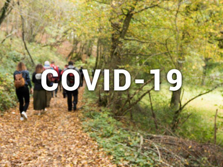 Covid-19 : le Comité FFRandonnée Loire fermé