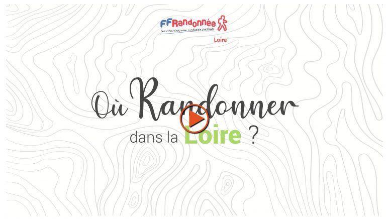 Calendrier Rando Loire 2021 Comité Fédération Française de la Randonnée Pédestre de la Loire