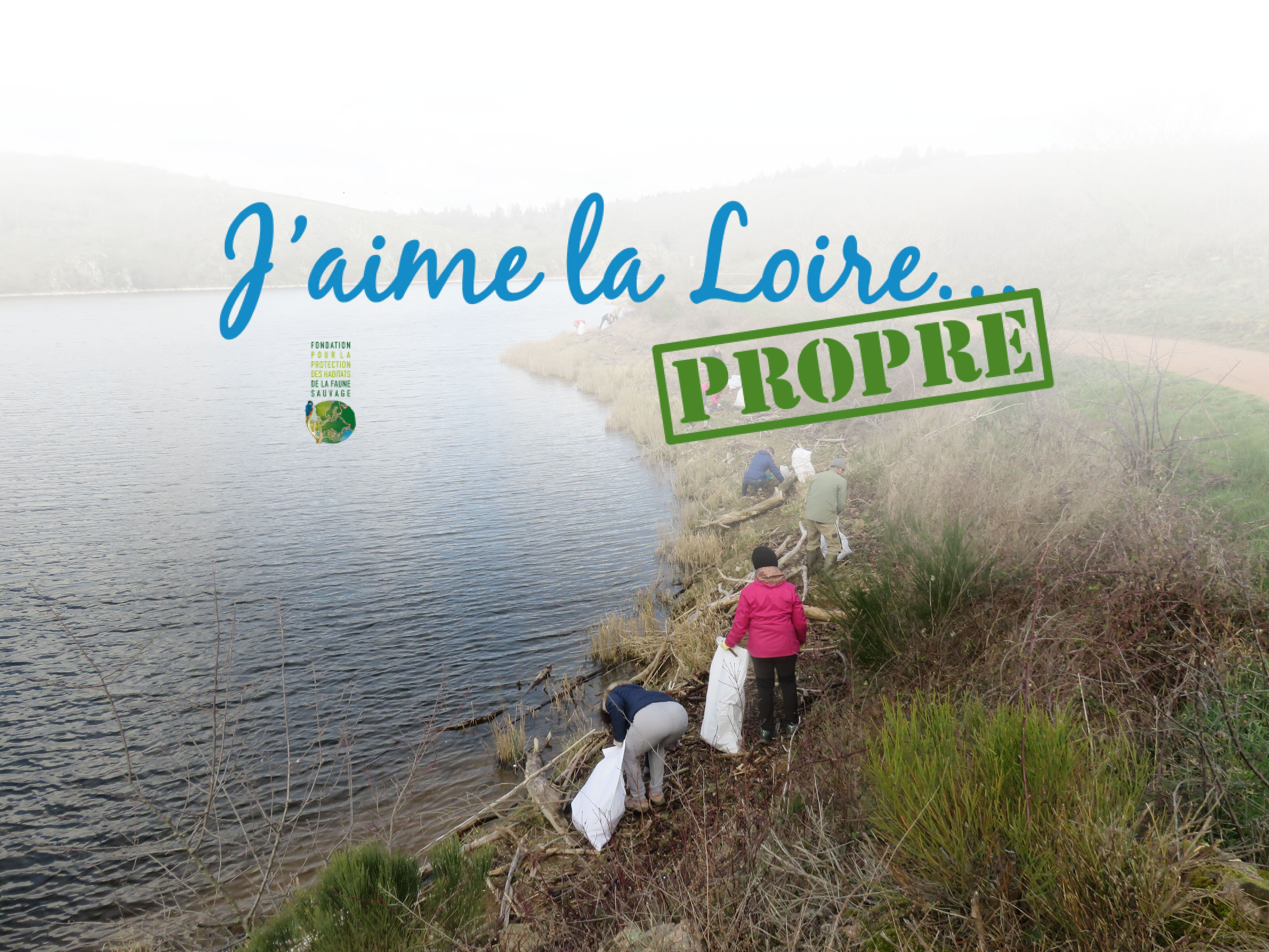 J'aime la Loire propre !