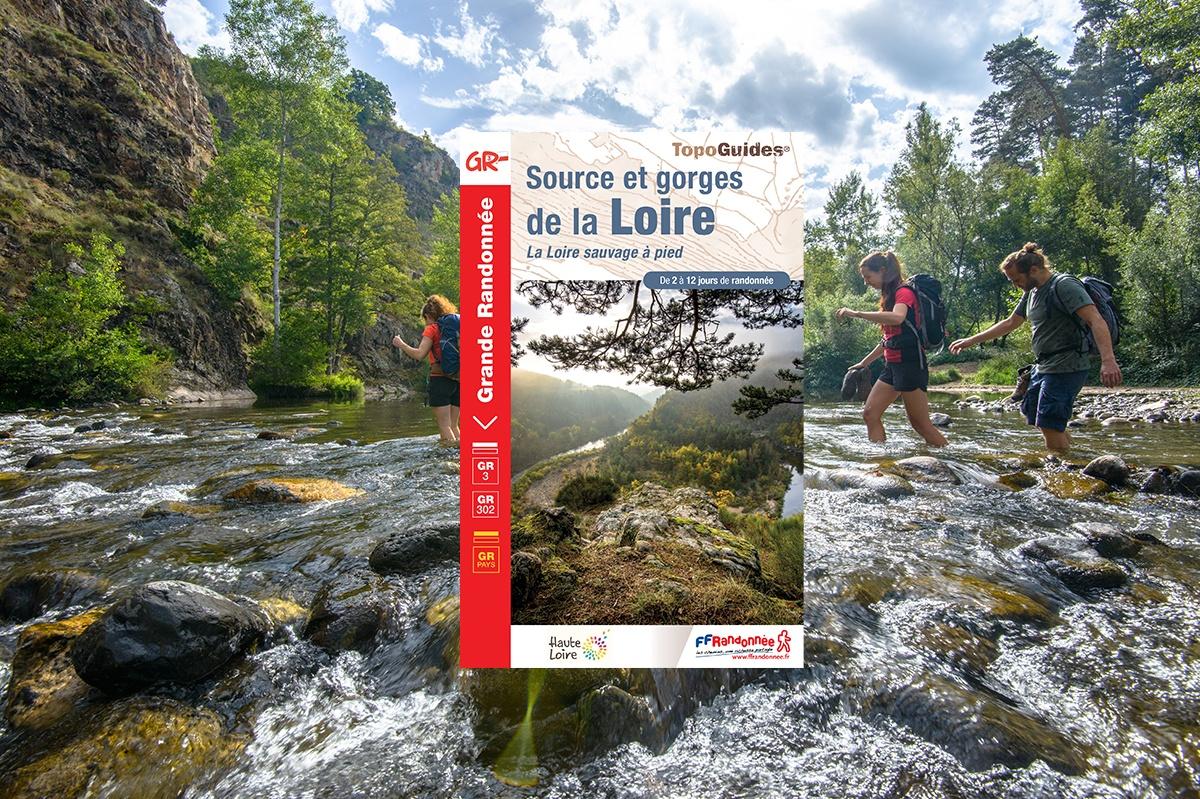 Nouveau topo : source et gorges de la Loire