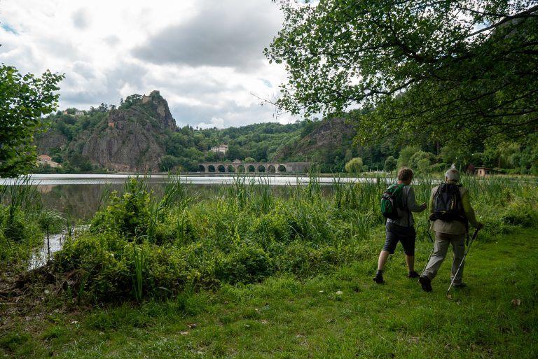 Balades et visites guidées sur les sentiers de St-Étienne Métropole