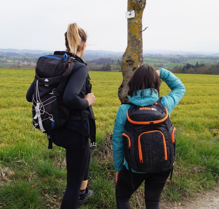 Quinzaine de la randonnée à Chazelles-sur-Lyon