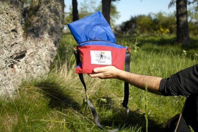 Cet été testez les ponchos hamac et ponchos cerf-volant !